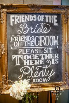 Venue: The Edgewater Photographer: Kristen Honeycutt Photographer Planner & Vintage Rentals: EVENTful Moments Florist: Flowers by Tiffany Cake/Cupcakes: Cake Envy Rentals: Grand Event Rentals gold, blush, black, wedding