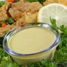 Yummy Honey Mustard Dipping Sauce Recipe Condiments and Sauces with mayonnaise, yellow mustard, dijon mustard, honey, lemon juice Honey Mustard Dip, Honey Mustard Recipes, Honey Mustard Dressing, Sauce Recipes, Chicken Recipes, Cooking Recipes, Homemade Sauce, Supreme, Antipasto