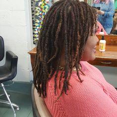 Natural human hair dreadlock extensions at g spot hair design 2615 ingersoll ave des moines iowa see more natural hair dreadlock extensions pmusecretfo Choice Image