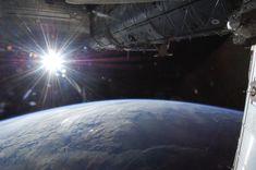 Sun Over Earth's Horizon | NASA