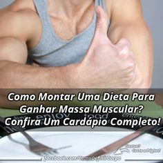 Como Montar Uma Dieta Para Ganhar Massa Muscular?  Confira Um Cardápio Completo!  ➡️ https://segredodefinicaomuscular.com/como-montar-uma-dieta-para-ganhar-massa-muscular-confira-um-cardapio-completo/  Se gostar do artigo compartilhe com seus amigos.  #boanoite #goodnight #dieta #diet #ganharmassamuscular #hipertrofia #bodybuilding #EstiloDeVidaFitness #ComoDefinirCorpo #SegredoDefiniçãoMuscular