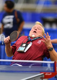 What's your favourite discipline on the Summer Olympics in Rio? Mine is definitely Ping Pong!