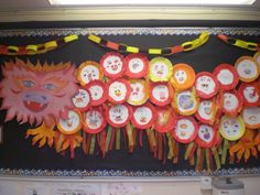 Creative Chinese – Back to School Classroom Display ideas Chinese New Year Crafts For Kids, Chinese New Year Activities, Chinese New Year Decorations, Chinese Crafts, New Years Activities, Art For Kids, Literacy Activities, Chineese New Year, Martin Luther King