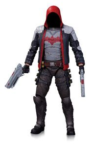 Arkham Knight Red Hood Figure - GameStop Exclusive by DC Collectibles