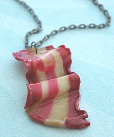 bacon necklace