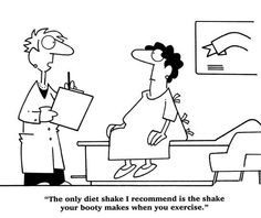 Fad diets don't work. That's why they're called FAD diets.