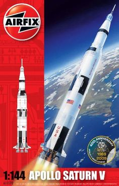 Design and build a rocket building models and project ideas airfix scale nasa apollo saturn v rocket model kit solutioingenieria Image collections