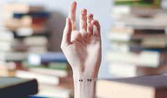 Procurando inspiração para a próxima tattoo? Vem conferir a galeria que a gente preparou com tatuagens pequenas, delicadas e muito femininas!