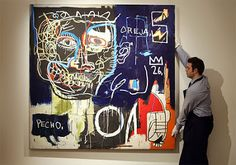 Jean-Michel Basquiat: The Radiant Child Cleveland Art Museum: Friday October 22nd at 7:00pm & Sunday, October 24th at 1:30pm