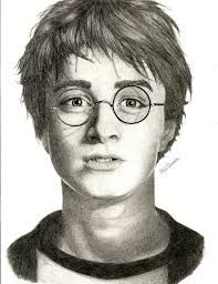 Image result for harry potter sketch