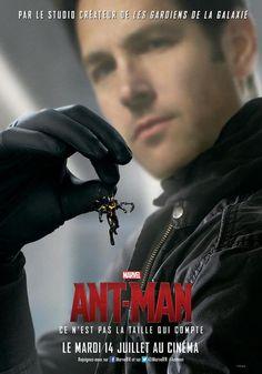 Ant-Man : 9 nouvelles affiches humoristiques révélées - Unification France
