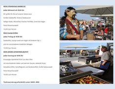 Es geht endlich wieder los... von Juli bis August (ab 18 Uhr) - lecker essen und den schönen Meerblick genießen... Reserviert Euch einen Tisch und kommt einfach mal vorbei! Wir freuen uns auf euch!