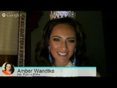 Miss Sierra Leone USA 2013-2014 Ruby B. Johnson is interviewed on PageantLIVE along with Mrs. Eastern States International 2014 Amber Wandke.