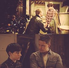 Bruh, David practically warmed up easily to Henry by letting him drive a car. DRIVE at age 14! That's the grandpa I want!