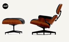 Lounge and Ottoman --- By Eames