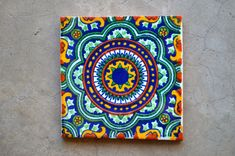 Hey, I found this really awesome Etsy listing at https://www.etsy.com/listing/207208569/124-mexican-talavera-tiles-handmade-hand