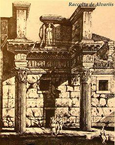 1819 2006 Avanzi del Foro di Nerva dal volgo le Colonnacce | Flickr - Photo Sharing! (Alvaro De Alvaris)