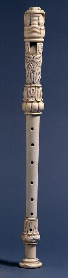 Alto Recorder in F  I. B. Gahn   Date:    ca. 1700  Geography:    Nürnberg, Germany  Culture:    Nuremberg, Germany