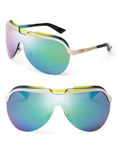 9b712c9e1c3 Dior Multicolor Shield Sunglasses Bloomingdale s Dior Sunglasses