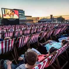 Rooftop Cinema Club http://rooftopcinemaclub.com/newyork/info/ summer movies -  $33