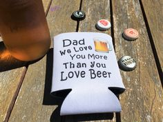 Fathers Day Gift from Kids, Fathers Day Gift from Son, Fathers Day Beer Mug, Fathers Day Gift Daughter, Dad Gift from Kid, Beer Gift for Dad by CynthiasGiftBoutique on Etsy #fathersday #fathersdaygifts #giftsforhim #giftsfromkids #beerkoozie #beergifts #giftsfordad
