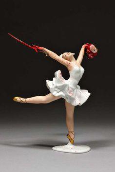 Ballet Dancer- Lladro