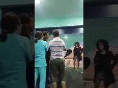 Fábio Assunção fora de si em hospital de Arcoverde PE