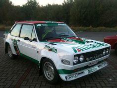 RaceCarAds - Race Cars For Sale » Fiat 131 Abarth Alitalia