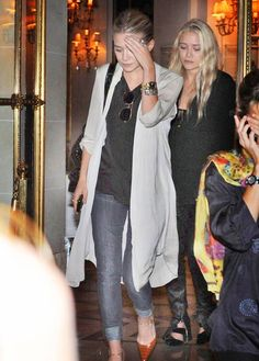Mary-Kate Olsen's ravishing shoes