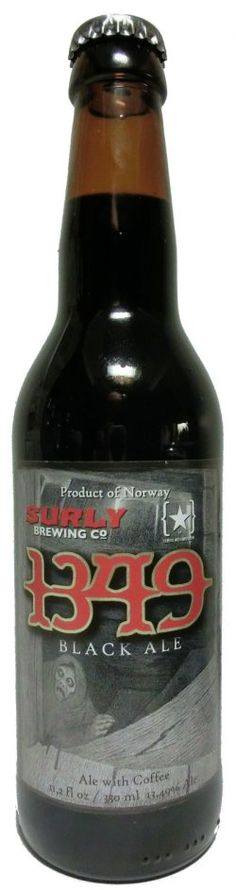 Lervig / Surly 1349 Black Ale