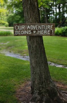 Our adventure begin here!