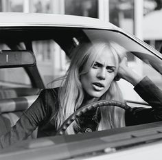 On The Way - Flair #12 Aymeline Valade by Gregory Harris VERSACE