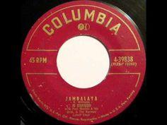 ▶ Jambalaya by Jo Stafford on 1952 Columbia 45. - YouTube