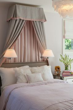 Ravishing Kids Contemporary design ideas for Girls Canopy Bed Curtains Image Gallery