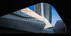 Zaha Hadid Architects, complejo cultural en Nankín (China) - Arquitectura Viva · Revistas de Arquitectura