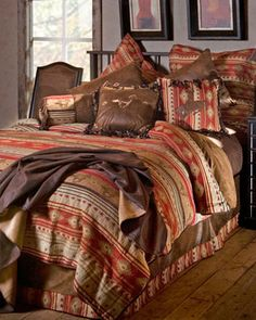 Rustic Bedding Sets for 2019 | Cabin Bedding | Lodge Comforters