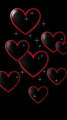 Heart Wallpaper, Trendy Wallpaper, Butterfly Wallpaper, Cute Wallpaper Backgrounds, Love Wallpaper, Cellphone Wallpaper, Wallpaper Iphone Cute, Colorful Wallpaper, Galaxy Wallpaper