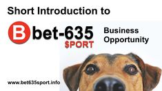 (Advertorial) Bet-635 Sport Business Opportunity