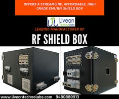 59 Best RF Shield Box images in 2019 | Stainless steel