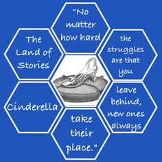 Cinderella from The Land of Stories