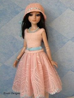 Evati OOAK Outfit for Ellowyne Wilde Amber Lizette Tonner 3   eBay. Ends 2/23/14. Sold for $52.99.