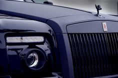 Carbon-Fiber Rolls-Royce Phantom Coupe