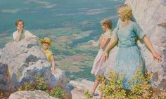 Charles Courtney Curran,