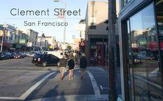 san francisco | clement street