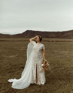 Wildfires and a global pandemic couldn't stop this Colorado Rocky Mountains wedding! Trendy Wedding, Wedding Day, Bridal Portrait Poses, Big Wedding Cakes, Most Beautiful Images, Bridal Pictures, Gorgeous Fabrics, Bridal Looks, Rocky Mountains