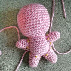 I love it when creations start coming together :)  #crochels #crochet #crocheting #etsyusa #etsyfinds #etsyshopowner #etsyseller #etsy #etsystore #crochetblog #kawaiicrochet #supporthandmade #enchanted #handmade #smallbusinesslove #fantasy #fantasyworld #goteamflourish #supportsmallbusinesses #voodoo #voodoodoll #amigurumi #kawaii #kawaiiplush #wip #crochetwip #kawaiiamigurumi #witchcraft #witches #hocuspocus