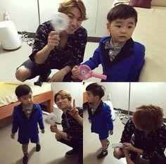 T.O.P's Sister Posts Photos with Members (160820) [PHOTO] - bigbangupdates