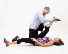 What better way to strengthen your relationship than to do a Valentines Day Workout with your partner! Partner Stretches, Ideal Shape, Feel Better, Challenges, Valentines, Relationship, Exercise, Lifestyle, Feelings