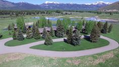 CODY CREEK RANCH ~ A more than 65 acre property for sale in #JacksonHole, #Wyoming. $11,500,000. www.spackmansinjh.com #realestate
