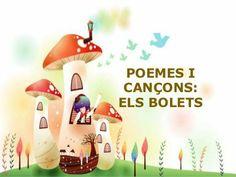 Poemes i cançons de bolets.